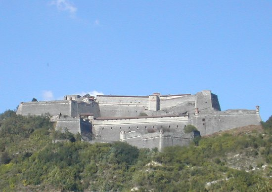 The Gavi fortress